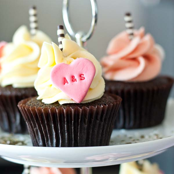 Wedding Cupcakes Auckland