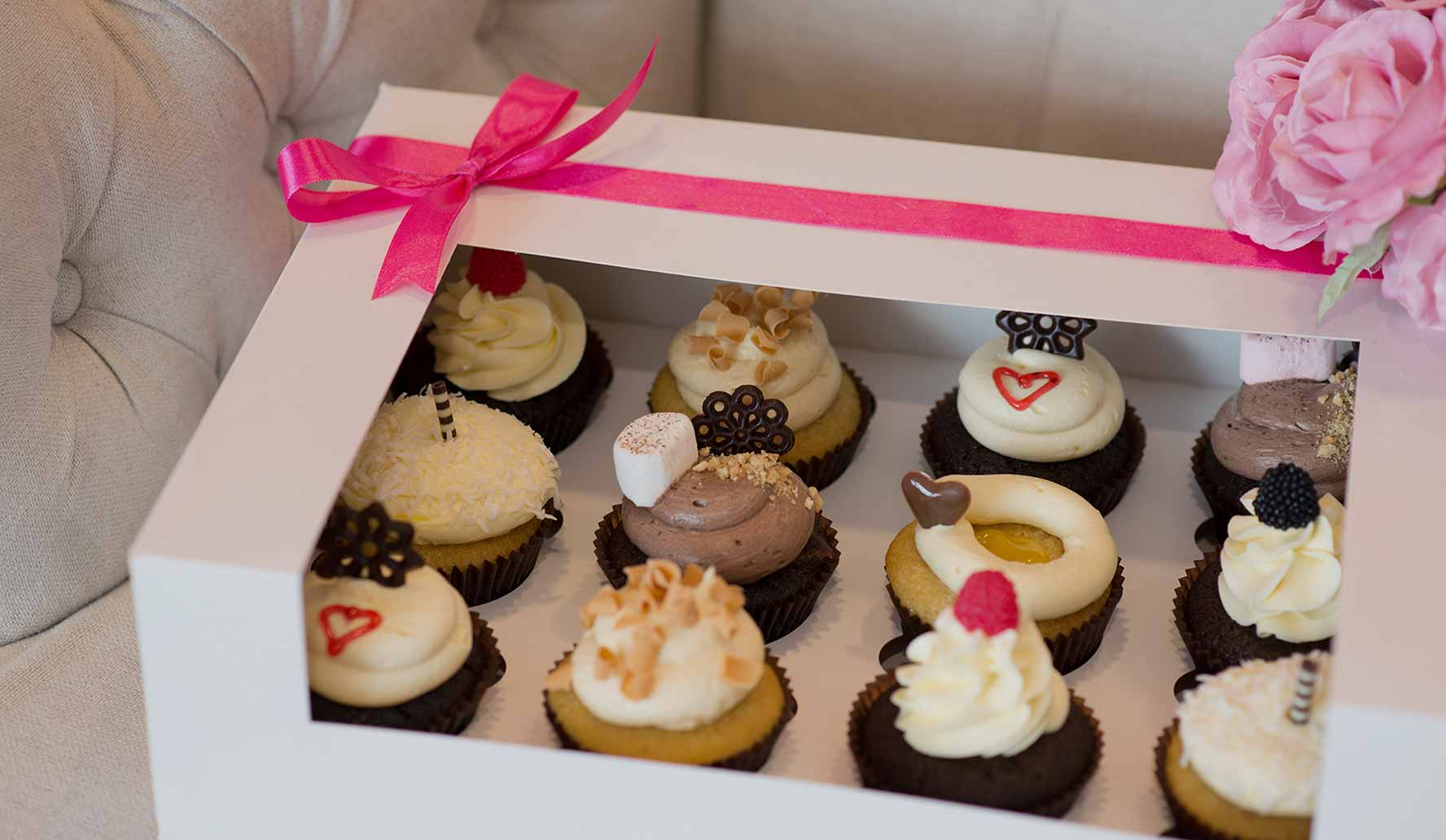 We Deliver Cupcakes Auckland Wide