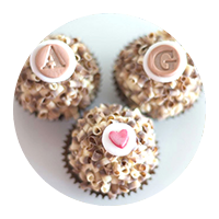 Custom Wedding Cupcakes Auckland