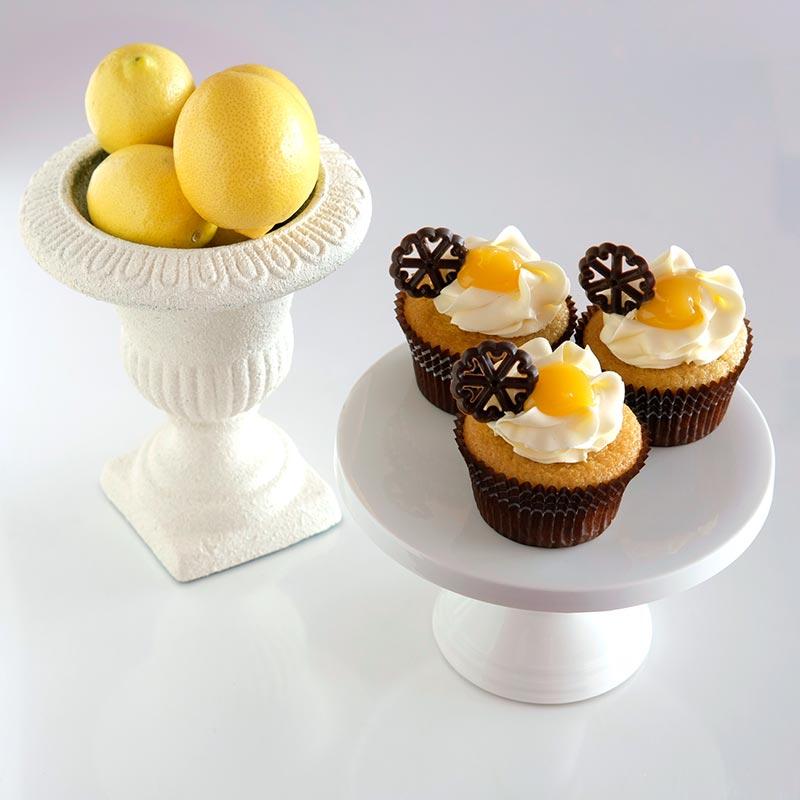 Lemon Curd Cupcakes Auckland