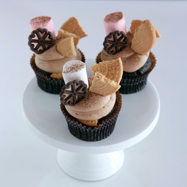 S'mores Cupcakes Auckland