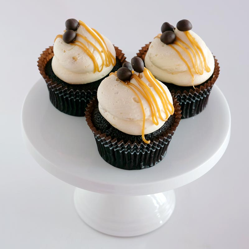 Snickers Cupcakes Auckland