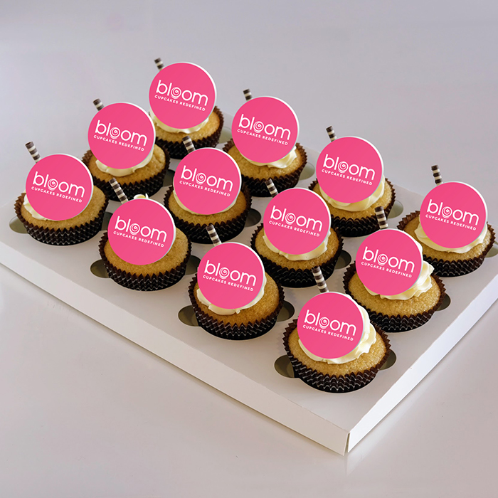 Branded Corporate Cupcakes Auckland