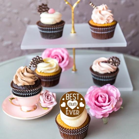 Best Mum Ever Cupcakes